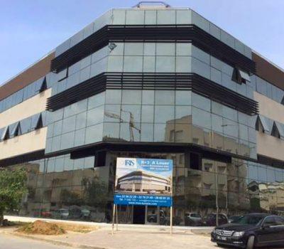 Projet Easy Windoor : Immeuble IRIS LAC 2