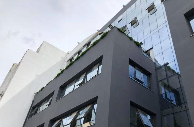 Projet Easy Windoor : Immeuble IRIS Cameroun