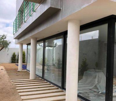 Projet Easy Windoor : Villa notre dame
